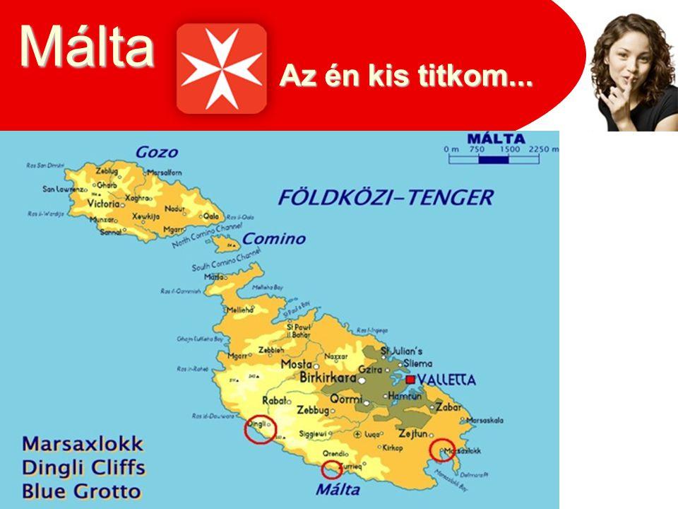 Az én kis titkom... Málta