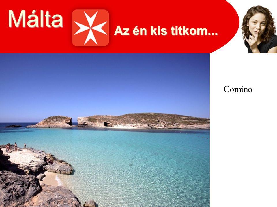 Málta Comino