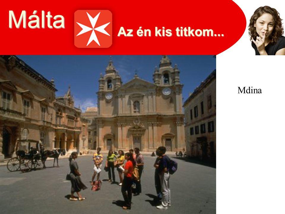Málta Mdina