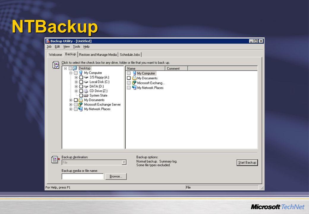 NTBackup