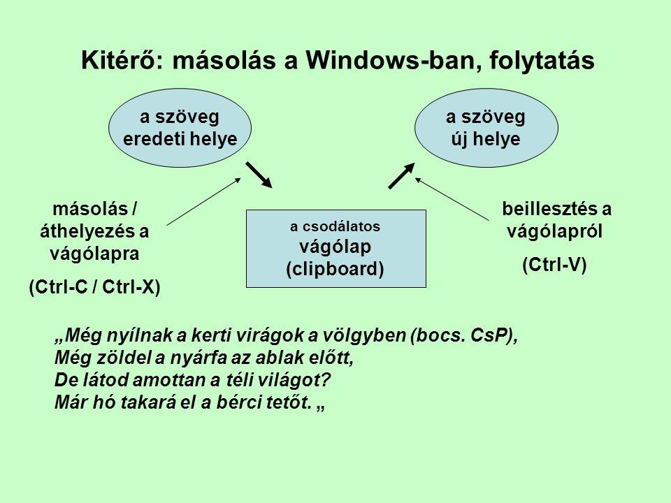 További web-helyek http://www.startlap.hu http://www.startlap.hu/lapkatalogus/http://www.startlap.hu/lapkatalogus/ (=startlap.hu > Lap.hu oldalak) http://hirkereso.hu/ http://www.honfoglalo.hu/ regisztráció név (fantázia~): bármi jelszó: legyen se nem túl könnyű / s.n.t.