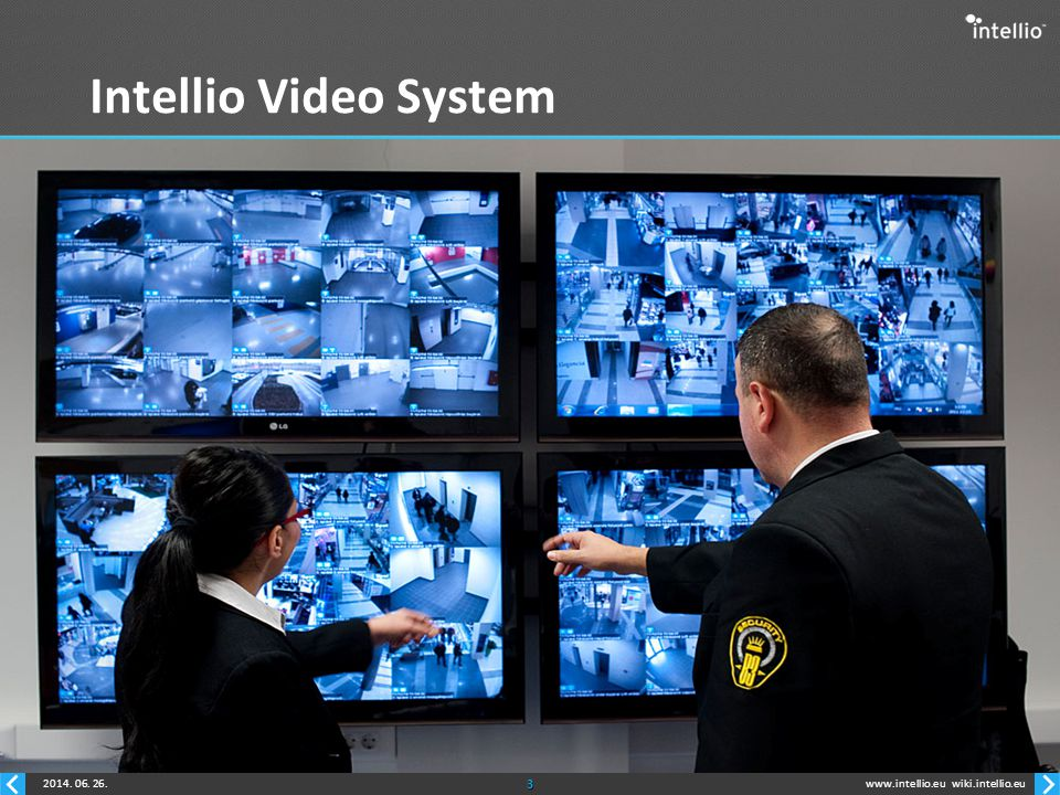 www.intellio.euwiki.intellio.eu2014. 06. 26.3 Intellio Video System