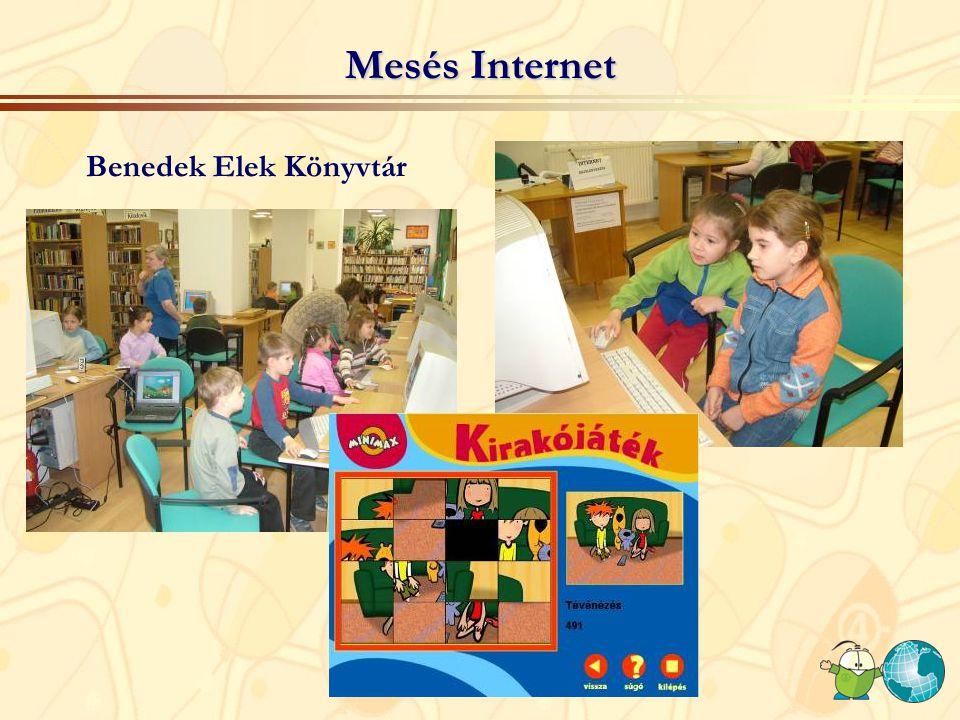Játékos honlapok gyerekeknek Újkerti Könyvtár – Petőfi Emlékkönyvtár