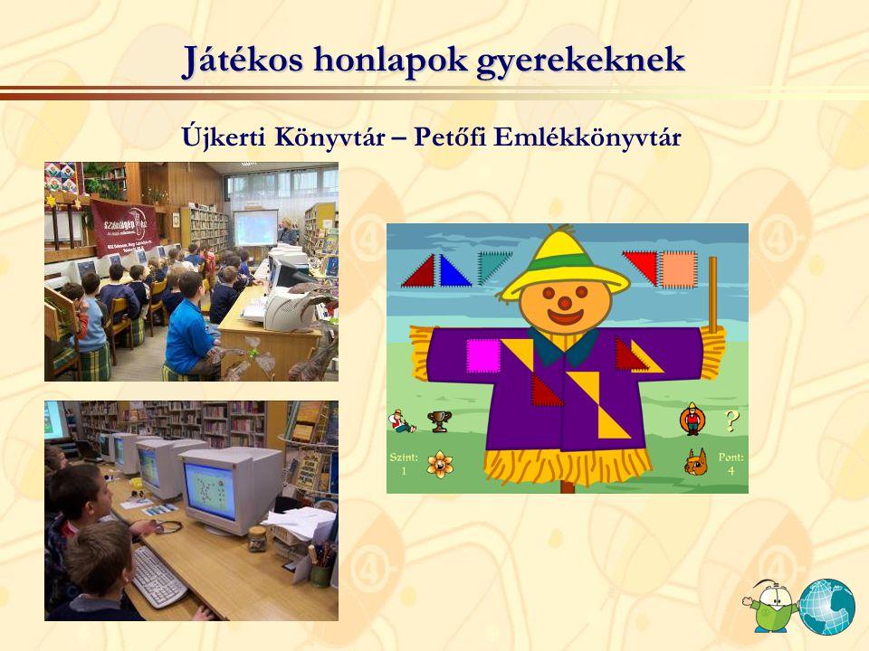 Kodály az Interneten Tócóskerti Iskolai és Gyermekkönyvtár
