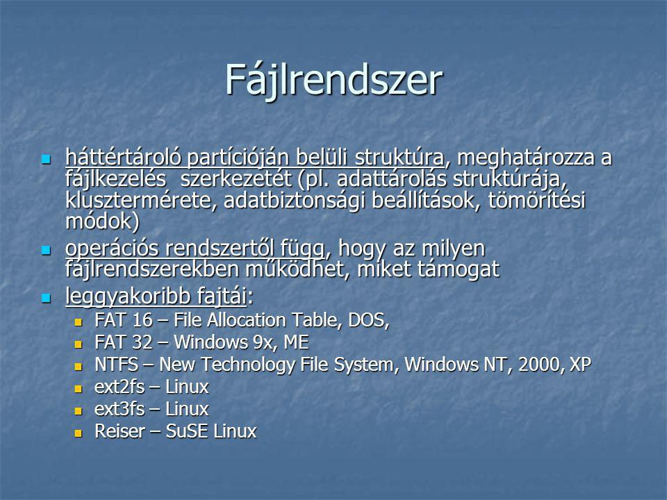 Linux I.