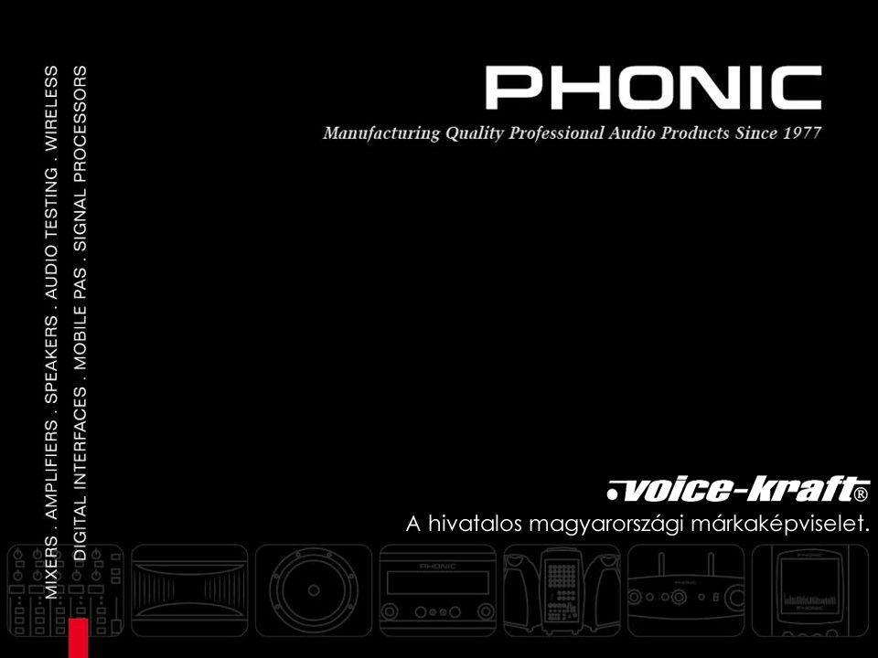 Summit 16 csatornás digitális keverőpult •Kiváló ár-érték arányú digitális keverőpult •16 mono mic/line csatorna +48V phantom táppal és insert ponttal •Jelfeldolgozás akár 96 kHz-es mintavételi frekvenciával 24 biten •Kompakt három kialakítás 3 layer-en (Channel, AUX/Group, Multi/Digital), 16 motorizált hangerő szabályzóval •17 kiváló minőségű 100 mm-es automatizált fader, az analóg keverőknél megszokott elrendezésben •Nagyméretű színes érintőképernyős LCD monitor •8 'multi' kimenet, ráválasztható 8 AUX és 8 Group csatornával •A jelfeldolgozást csúcsminőségű, 40-bites lebegőpontos DSP végzi.