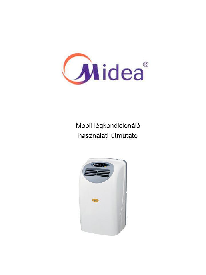 Mobil légkondicionáló használati útmutató