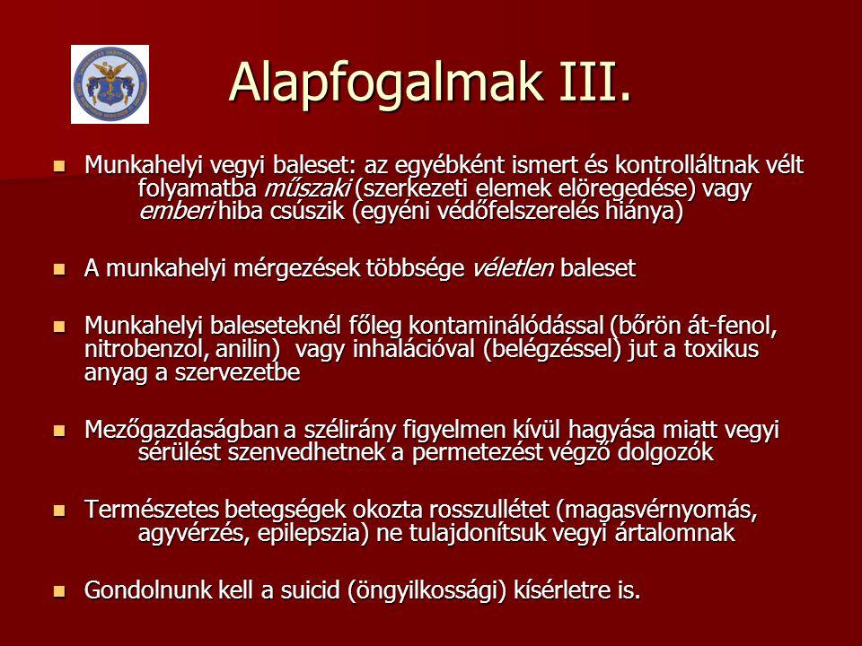 Alapfogalmak III.
