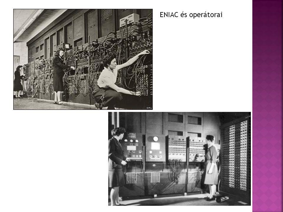 ENIAC és operátorai