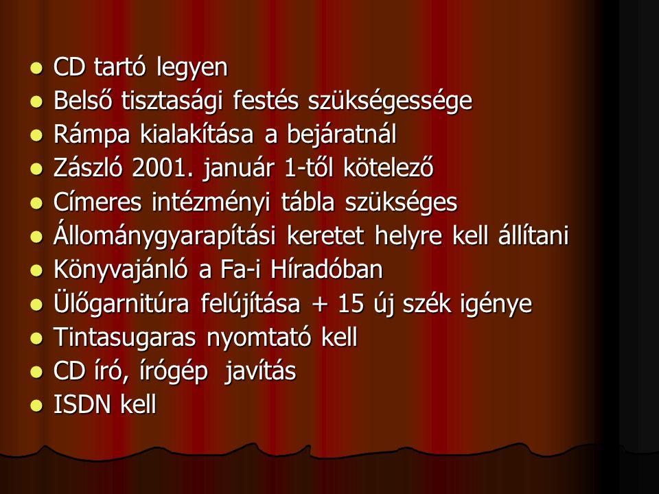 7 éves szakképzés, 2000-2007.