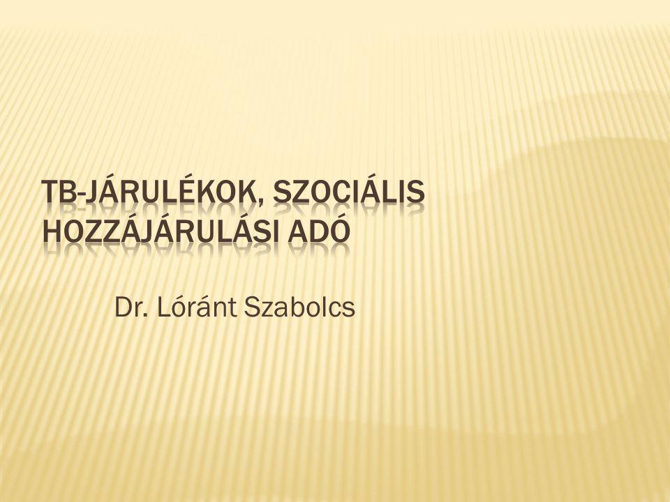 Dr. Lóránt Szabolcs