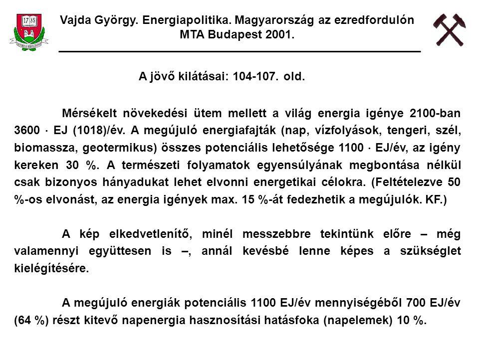 Reményi Károly – Gróf Gyula: Megjegyzések a globális felmelegedéshez.