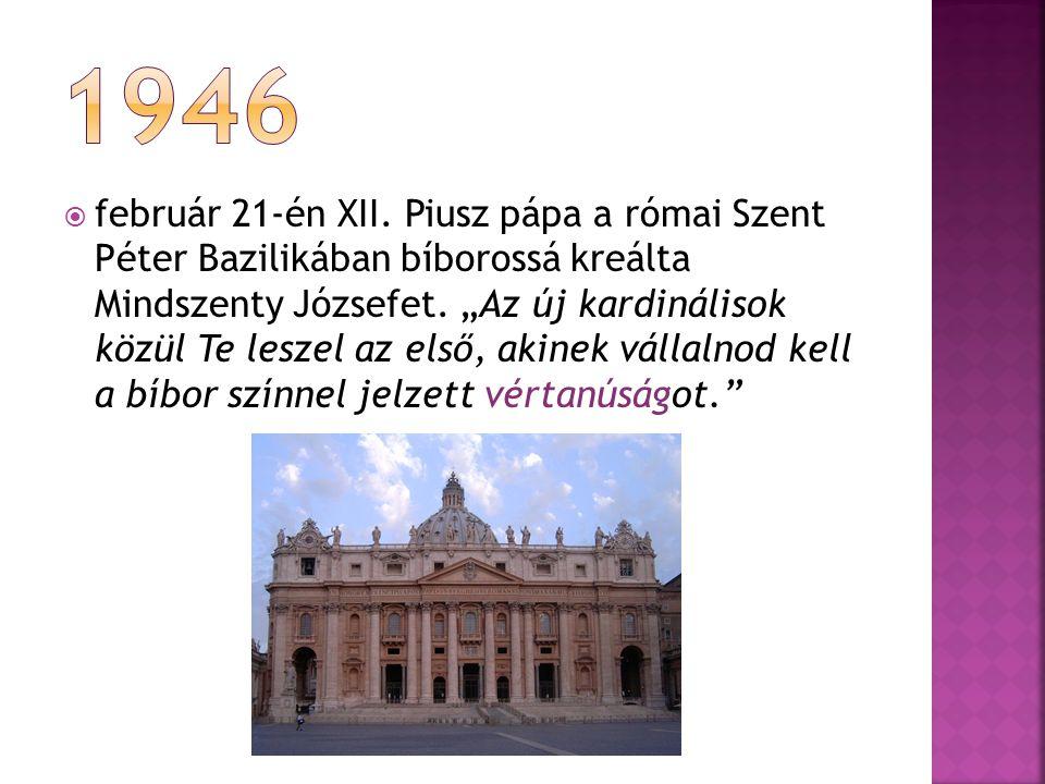  február 21-én XII.