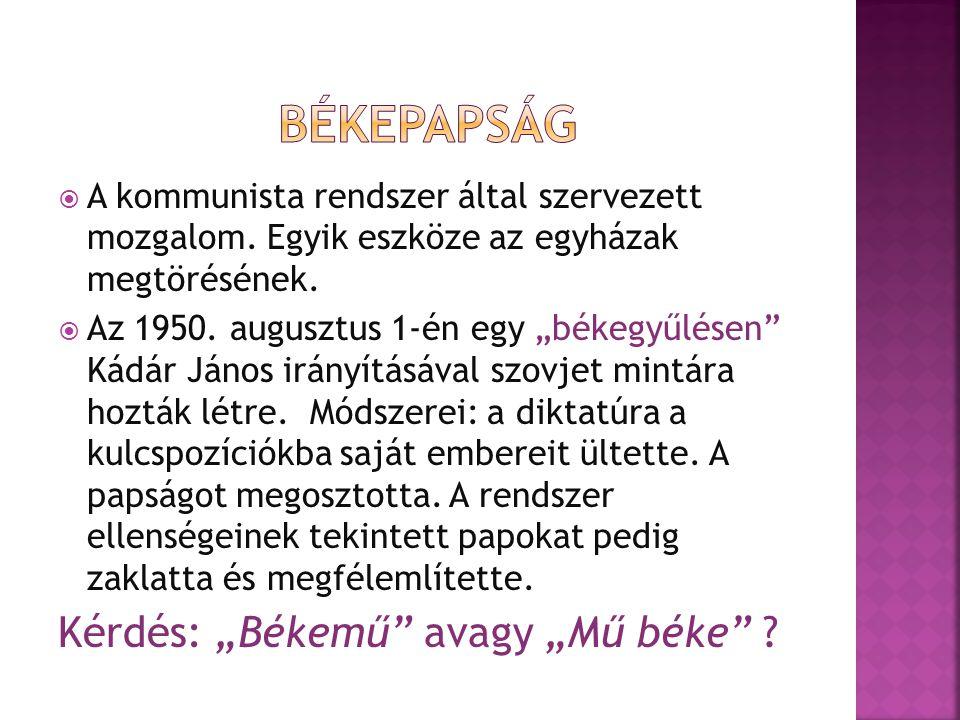  Magyarországon évtizedekig működött.