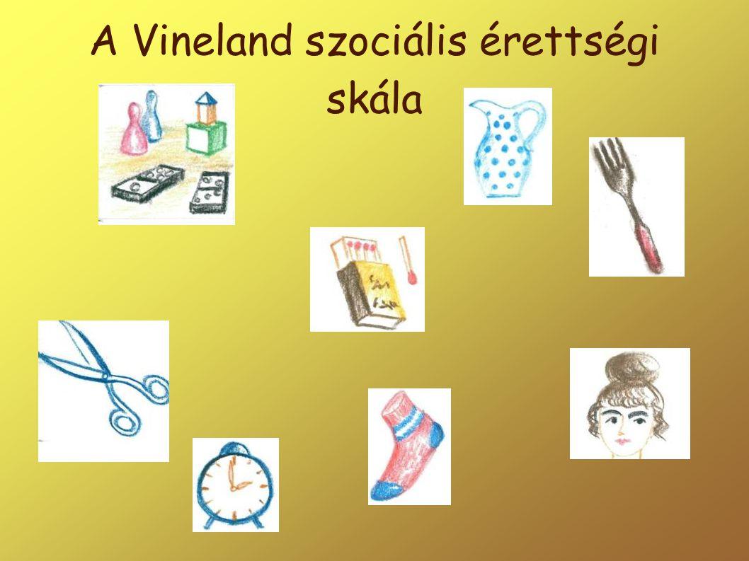 A Vineland szociális érettségi skála