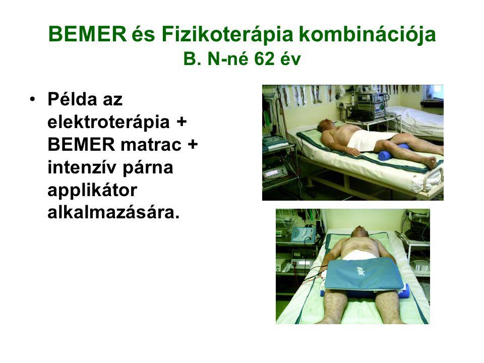 BEMER és Fizikoterápia kombinációja B.