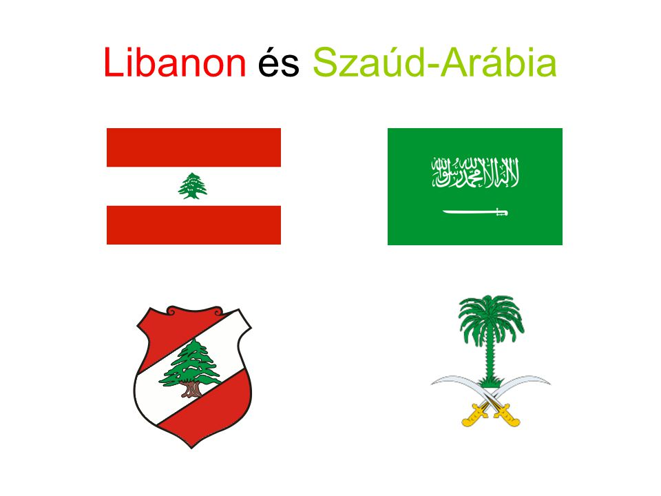 Libanon és Szaúd-Arábia