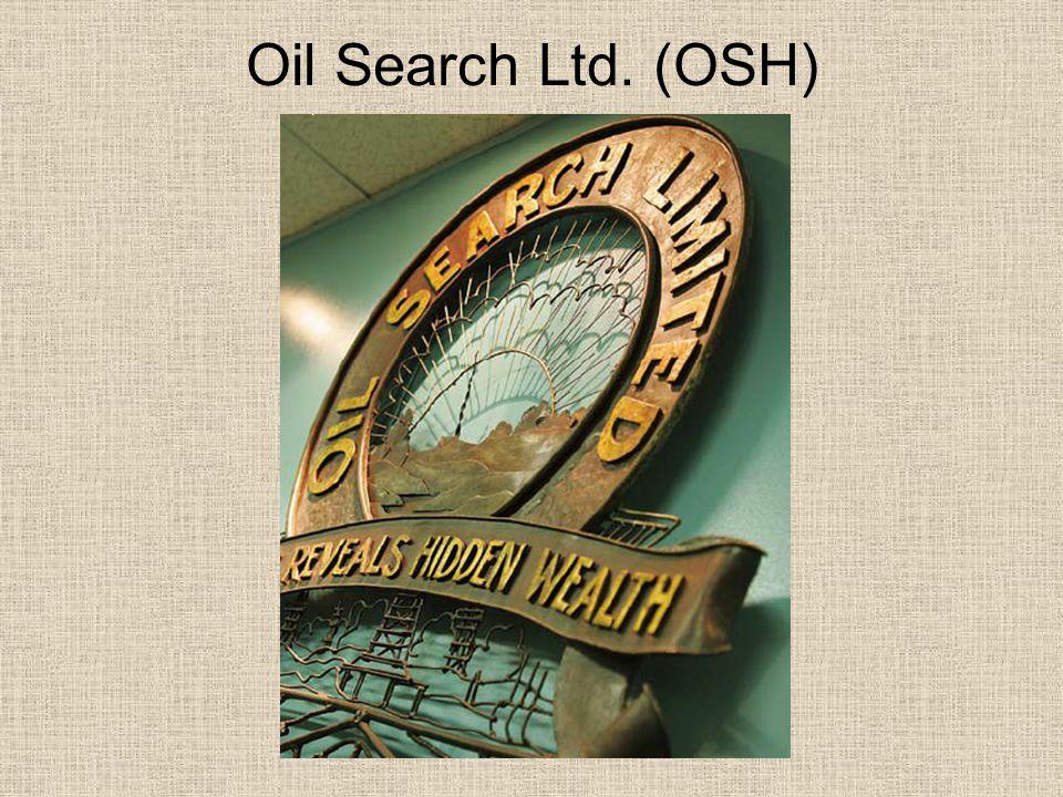 Oil Search Ltd. (OSH)