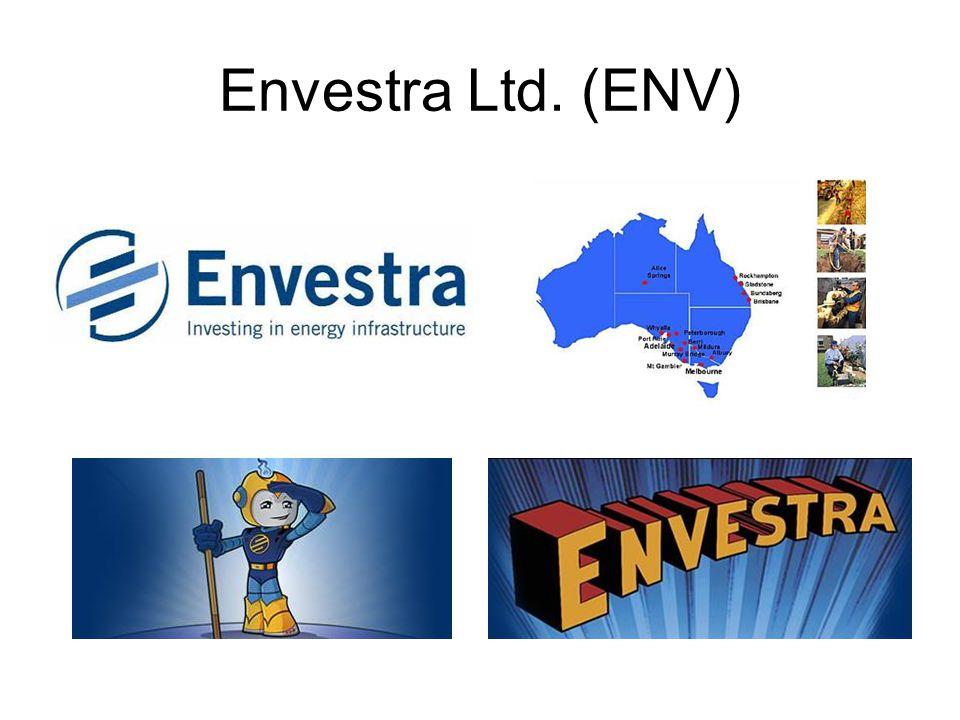 Envestra Ltd. (ENV)