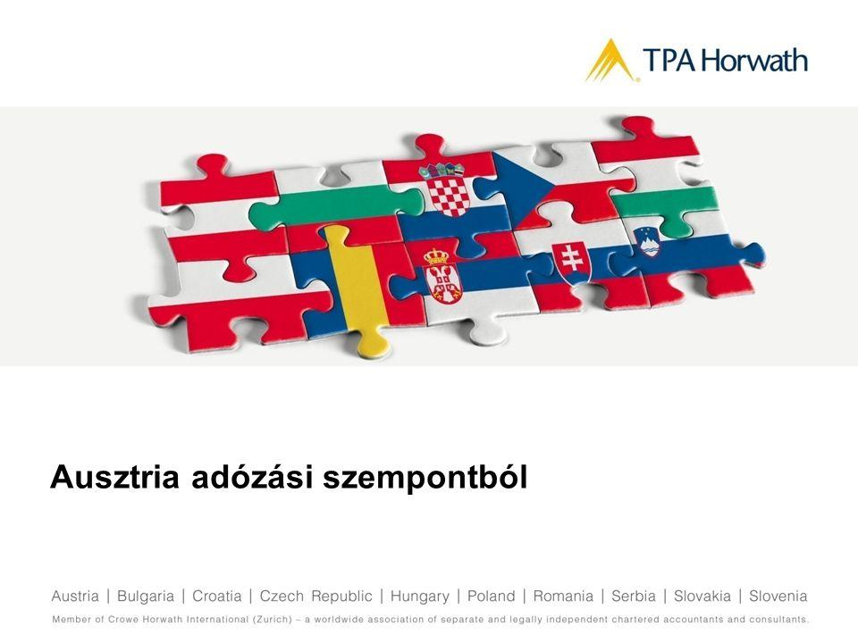 Ausztria adózási szempontból