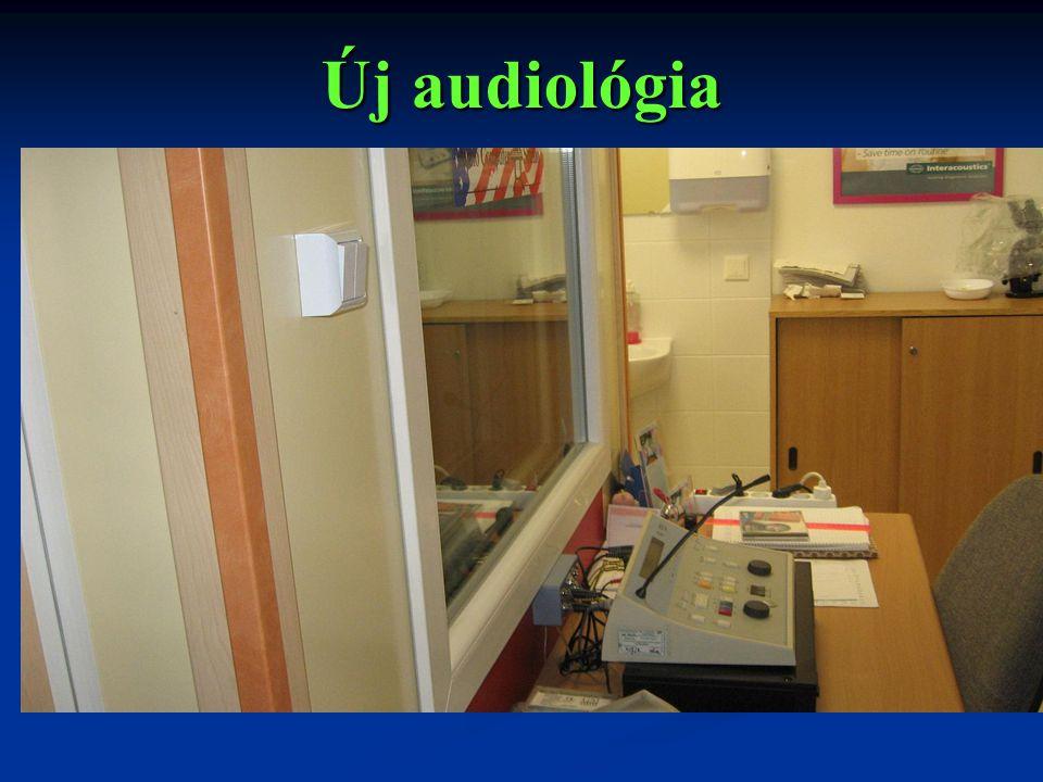 Új audiológia
