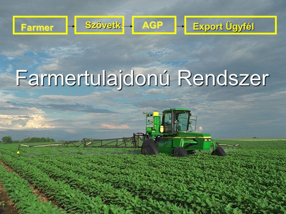 Farmertulajdonú Rendszer Farmer Szövetk.AGP Export Ügyfél