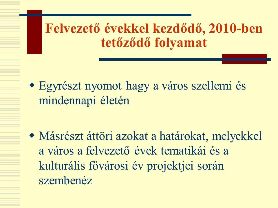 """""""RITMUSVÁLTÁS Pillérek I. Szeptember 1 – december 31: KultMegálló III."""
