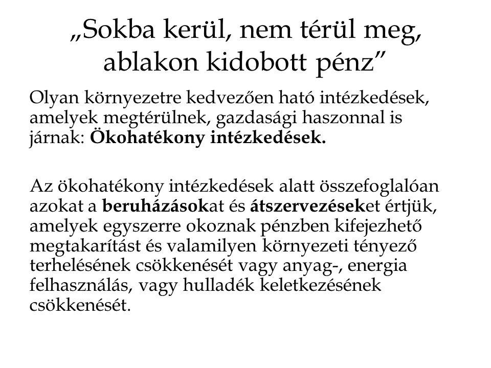 """""""Legnagyobb magasan csüngő gyümölcs Magyar Telekom Nyrt… környezetvédelmi intézkedésének középpontjában a villamosenergia- felhasználás és a CO2 kibocsátás csökkentése áll."""