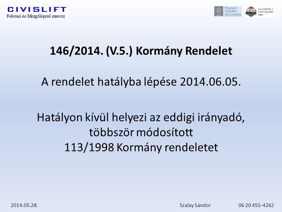 2014.05.28.Szalay Sándor 06 20 455-4262 146/2014.