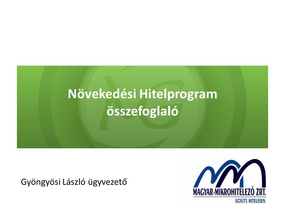 Tartalom 6 • Az NHP I.szakaszának főbb eredményei • Az NHP II.