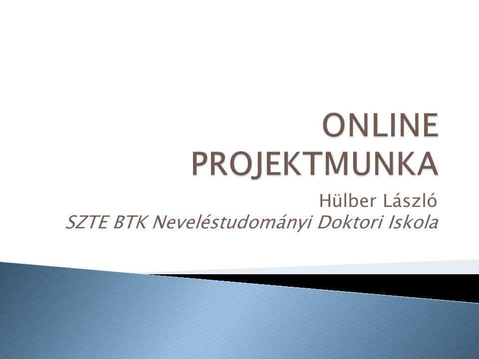 Hülber László SZTE BTK Neveléstudományi Doktori Iskola