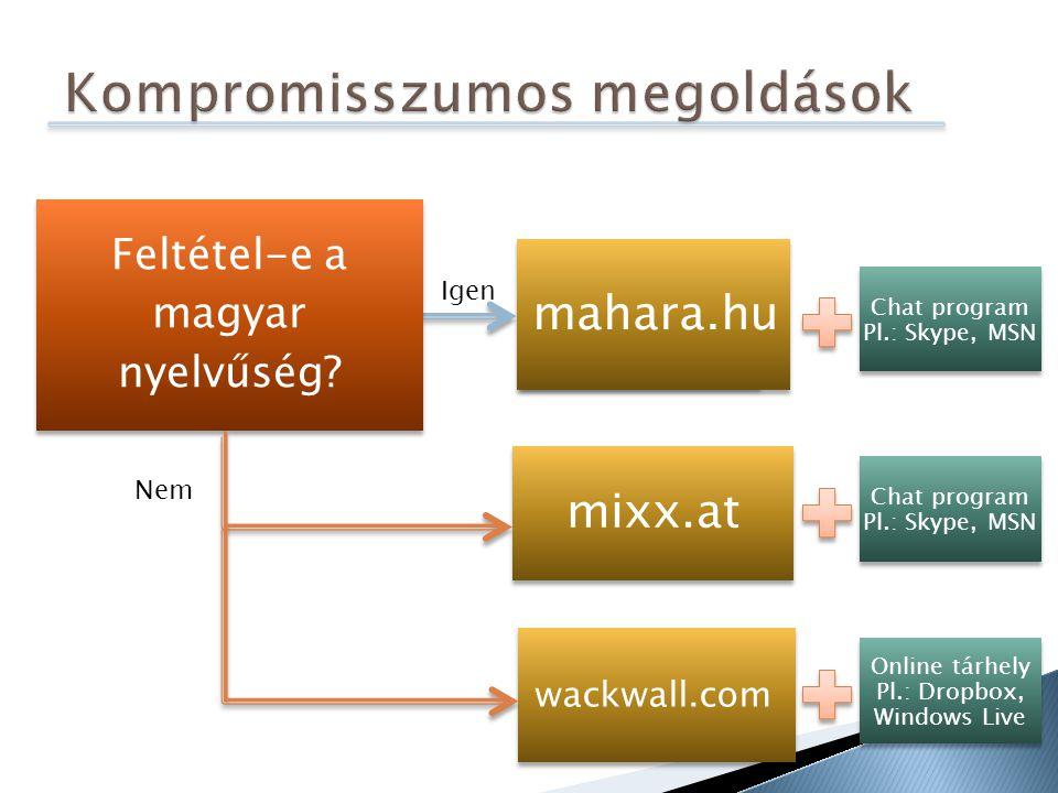 Feltétel-e a magyar nyelvűség.