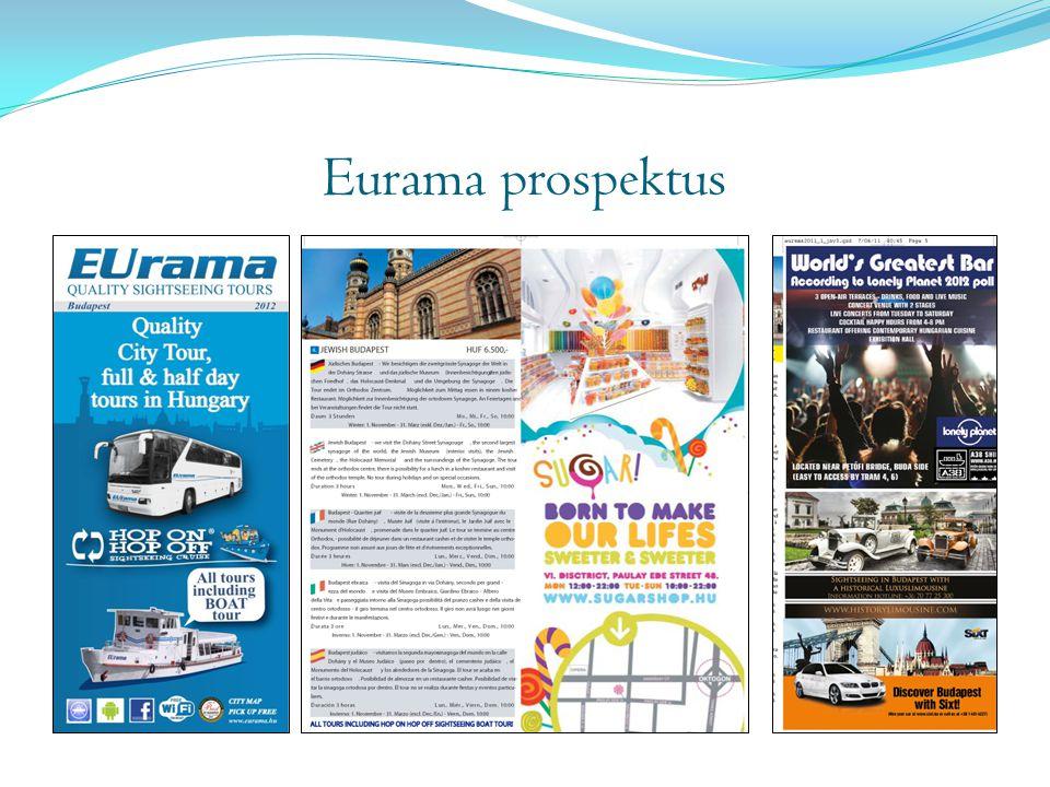 Eurama prospektus