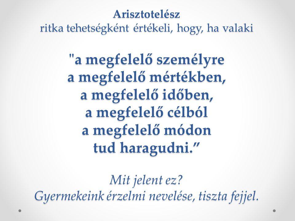 Arisztotelész ritka tehetségként értékeli, hogy, ha valaki