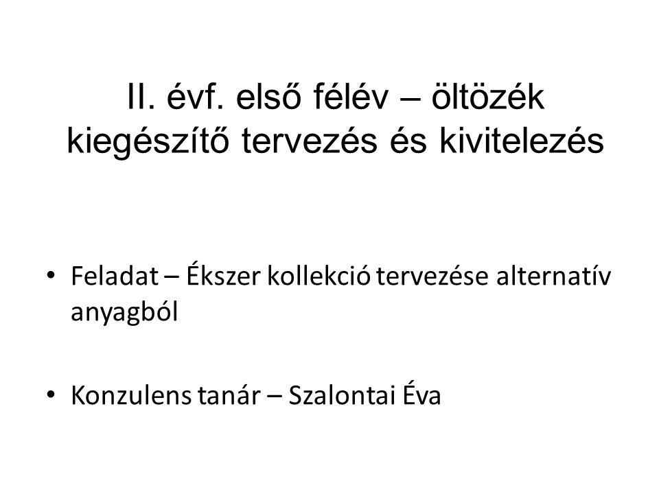 II. évf.