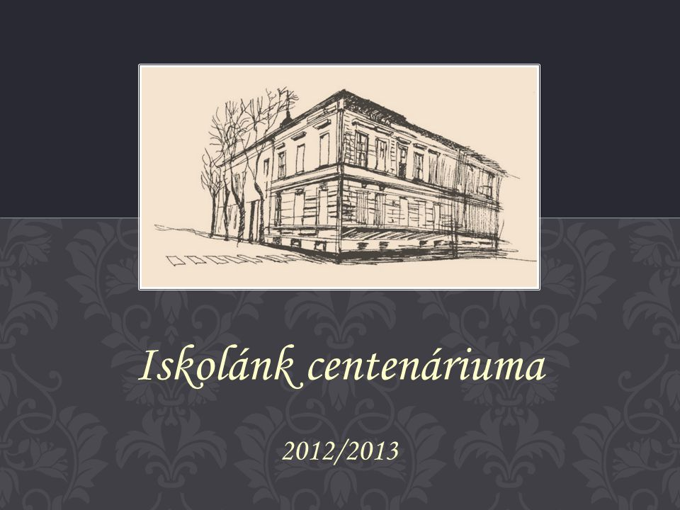 • 2012/13-as tanév: új igazgató  a három év után távozó Dr.
