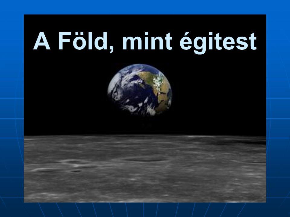 A Föld, mint égitest