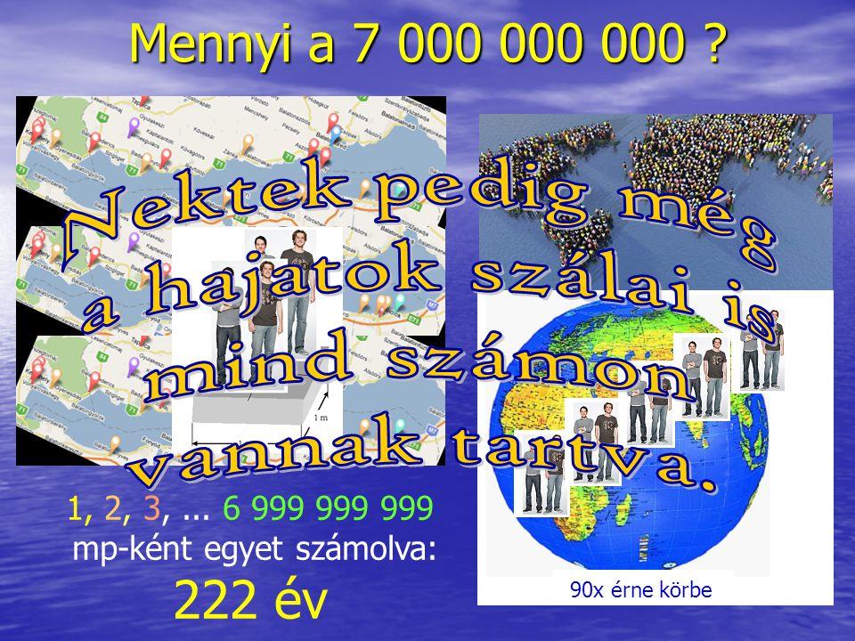 Országok ökológiai lábnyoma (ha/fő) 3,6 ha Magyaro.