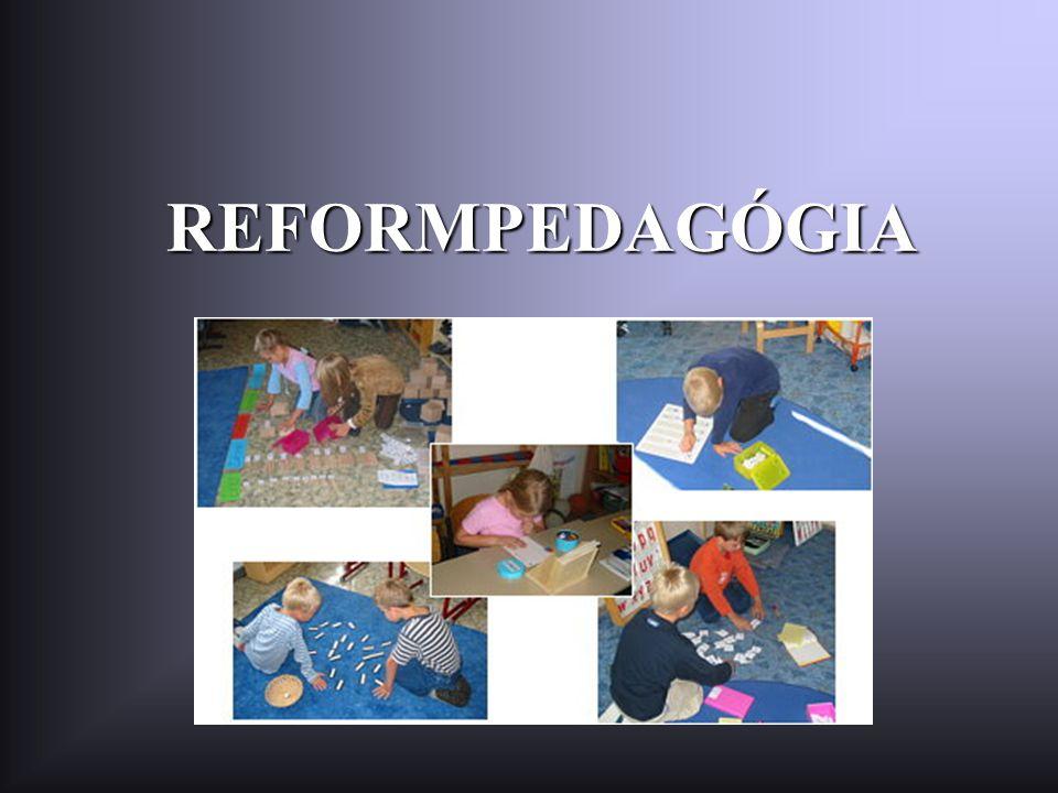 REFORMPEDAGÓGIA