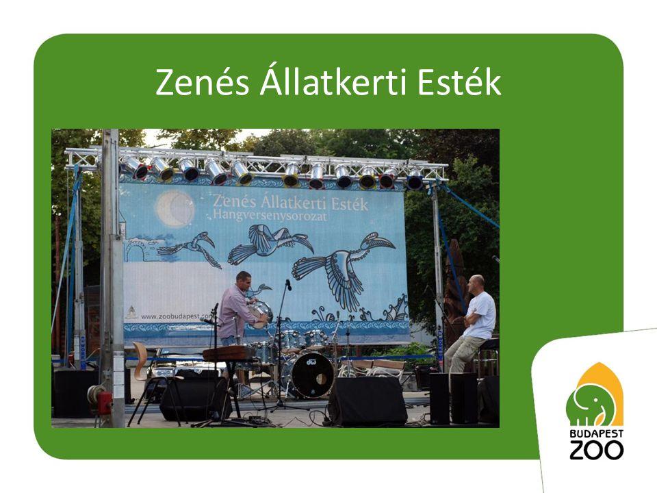 Zenés Állatkerti Esték