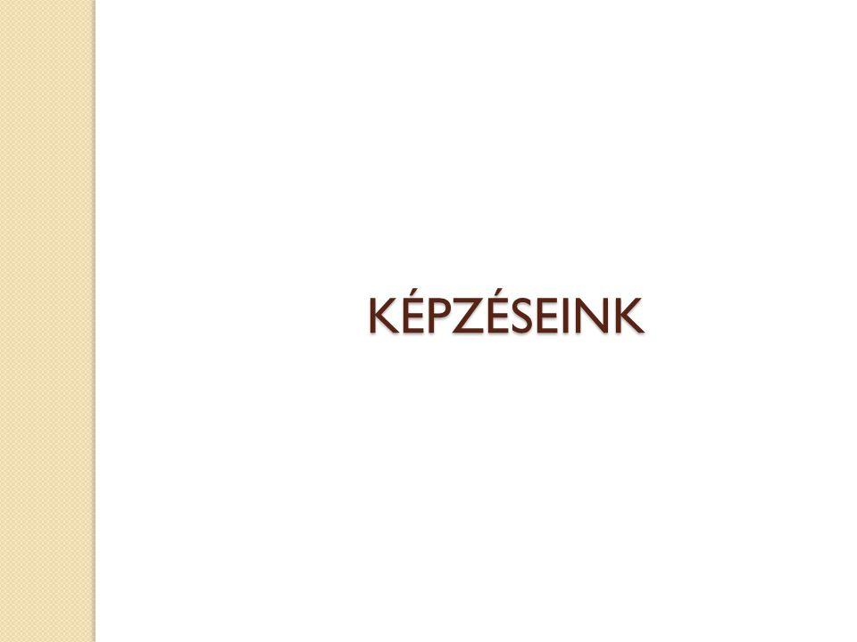 A nyelvi és számítástechnikai előkészítő osztály Képzési szerkezet:5 éves képzés 9.