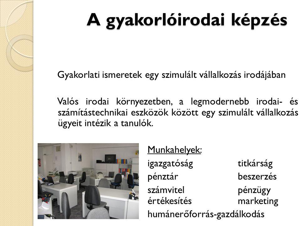 Érettségi a hagyományos osztályban Kötelező tárgyak: magyar nyelv és irodalom(emelt vagy közép) történelem(emelt vagy közép) matematika(emelt vagy közép) idegen nyelv(emelt vagy közép) Kötelezően választható tárgyak: elméleti gazdaságtan(emelt vagy közép) üzleti gazdaságtan(közép) másik idegen nyelv(emelt vagy közép) más, legalább két évig tanult tárgy (emelt vagy közép)