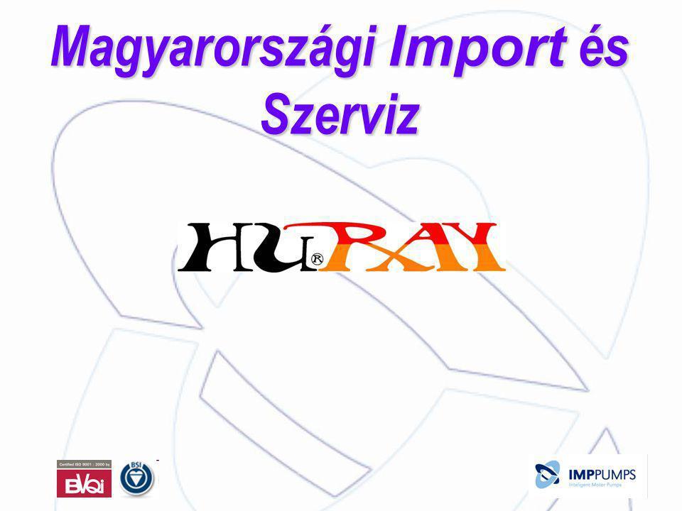 Magyarországi Import és Szerviz