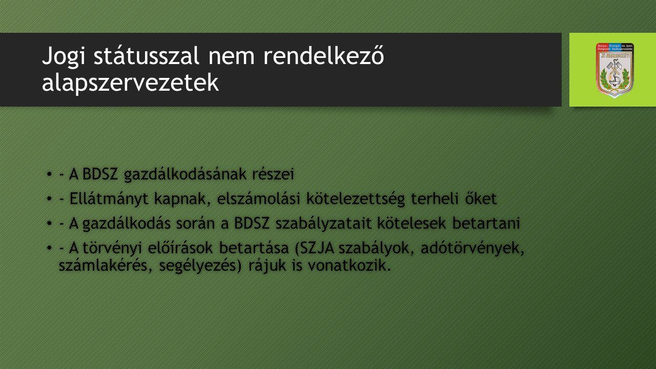 Jogszabályok • 2000.évi C törvény: Számviteli törvény (Szt.) • 2003.