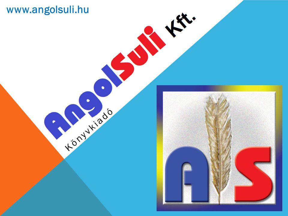 Összefoglaló www.angolsuli.hu  Az AngolSuli Kft.
