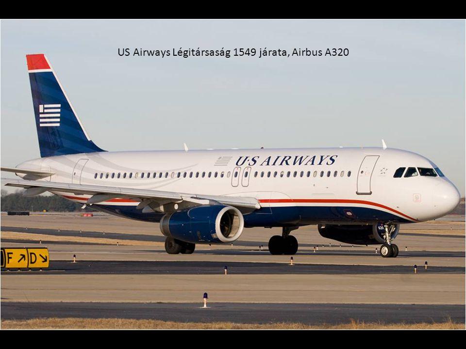 US Airways Légitársaság 1549 járata, Airbus A320