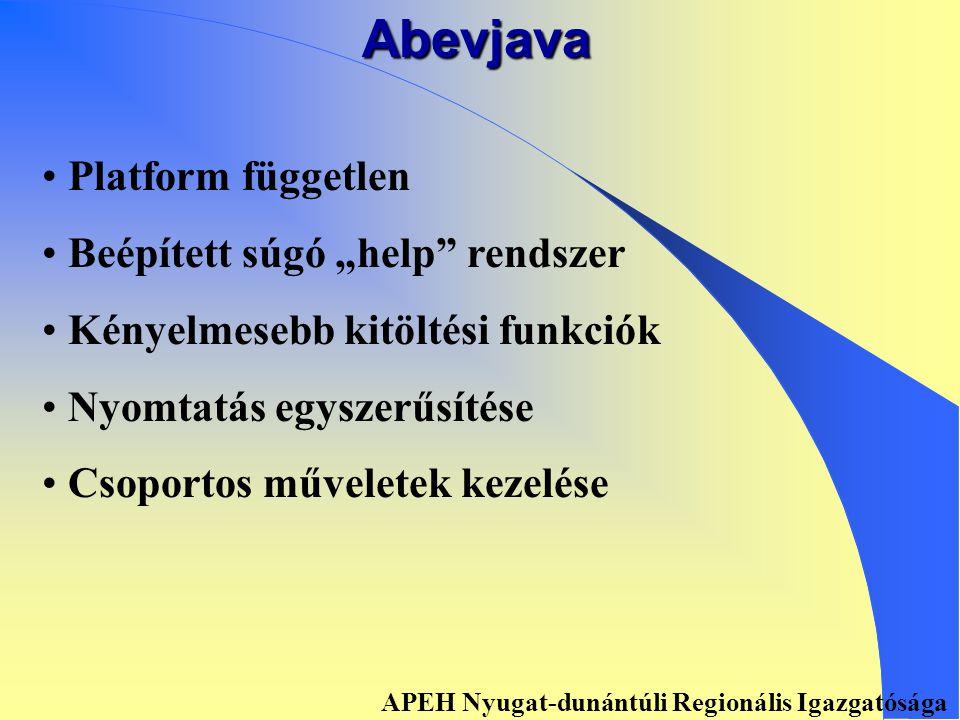 Elektronikus ügyintézés /34/2007.(XII.29.) PM rendelet/ Fellebbezés adóigazolás, adóigazolás kiadási eljárást megszüntető, felfüggesztő végzés, adóigazolás kiadását megtagadó, adóigazolás kiadás iránti kérelmet elutasító határozat ellen 08UF11 Fellebbezés együttes adóigazolás, együttes adóigazolás kiadási eljárást megszüntető, felfüggesztő végzés, együttes adóigazolás kiadását megtagadó, adóigazolás kiadás iránti kérelmet elutasító határozat ellen 08UF12 APEH Nyugat-dunántúli Regionális Igazgatósága