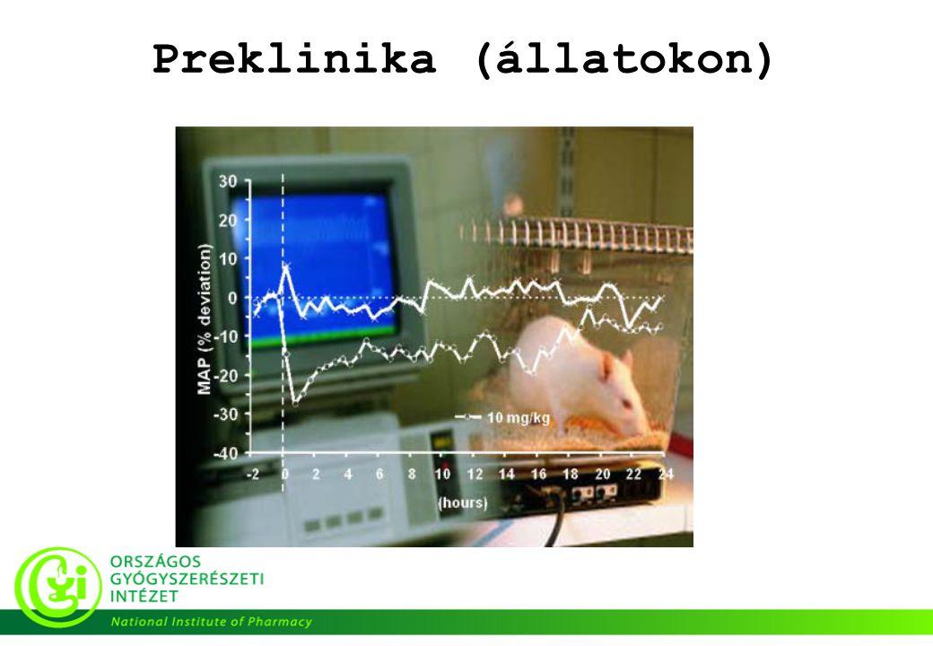 Preklinika (állatokon)
