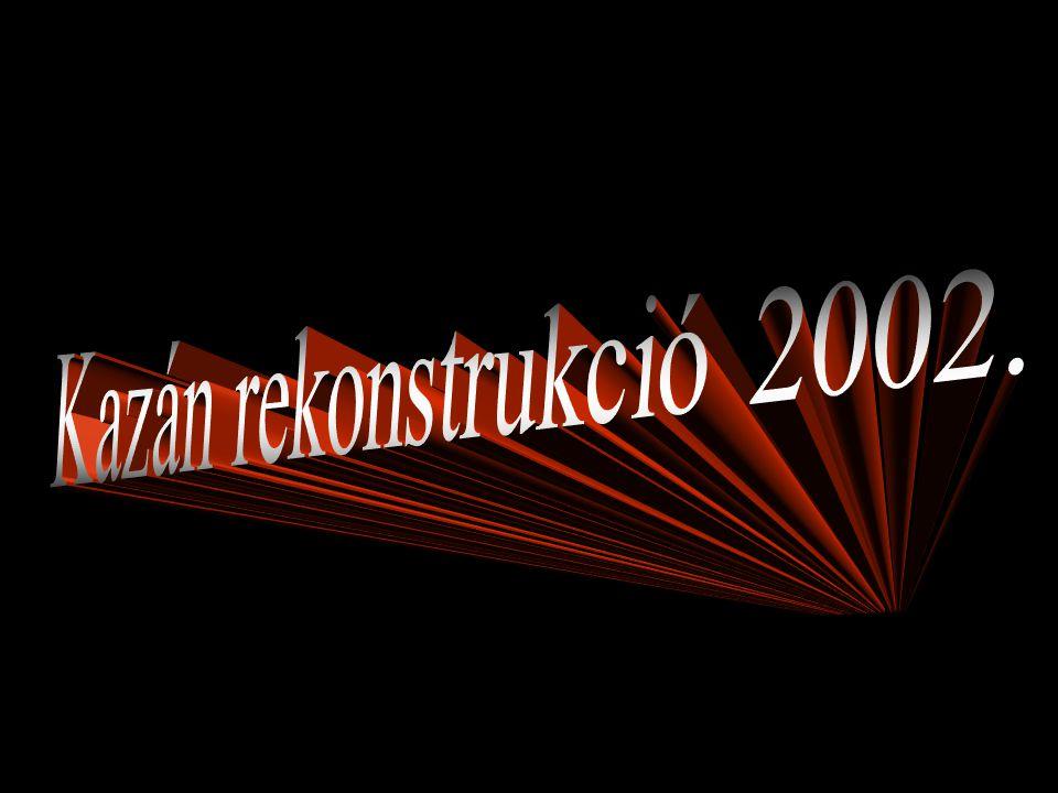 Mindannyiunk előtt ismert, hogy 2002.