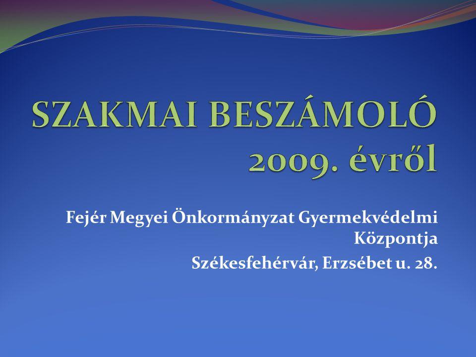 Kihasználtsági mutatók 2009.XII. 31.